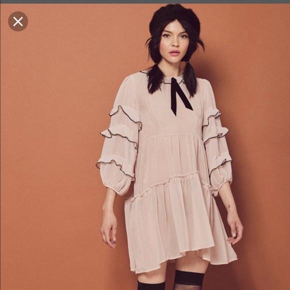5bfc4513f4ef For Love And Lemons Dresses | Iso This Souffl Ruffle Dress | Poshmark